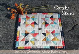 Candy Stars Mini Quilt Â« Moda Bake Shop & Candy Stars Mini Quilt Adamdwight.com