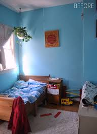 Before U0026 After: Bedroom Makeover For Three Kids. By Kate Pruitt. This ...
