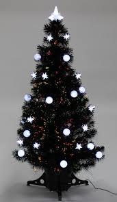 SPECTACULAR Deal On NorthLight 3 Ft Xmas Green Fiber Optic Black Fiber Optic Christmas Tree