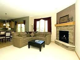 arrange furniture living room arranging a living room how to arrange furniture with corner fireplace around