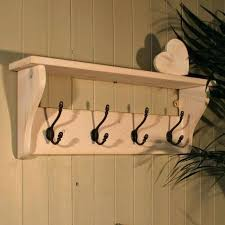 Distressed White Coat Rack coat rack wall sgmunclub 54