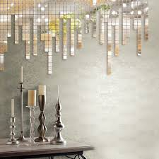 Mirror Tiles Decorating Ideas Creative Mirror Decorating Ideas Tile mirror Bathroom tiling and 2