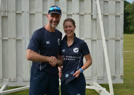 Katie McGill – We're in a good place to cause an upset – Cricket ...