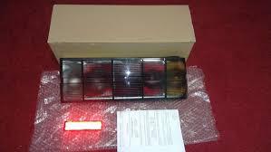 Startec Lights Bmw E30 M3 Alpina Hartge Startec Smoked Tail Light New Nos