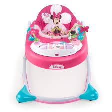 Disney Baby Minnie Mouse Bows & Butterflies Walker - Walmart.com