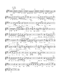 Revelation Song Chord Chart Open The Eyes Of My Heart Chords Lyrics Local Sound