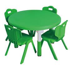 round school table. Round School Furniture Kids Plastic Study Table Round School Table U