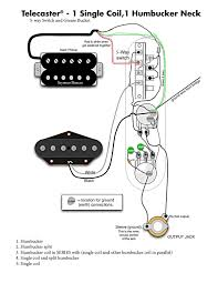 fender telecaster wiring diagram humbucker fender tele w humbucker in neck regular 5 way switch and greasebucket on fender telecaster wiring diagram