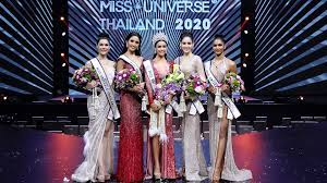 Miss Universe Thailand 2020 – Final Competition