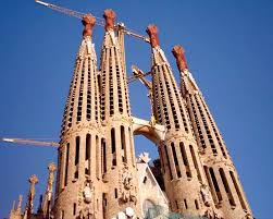 famous buildings. Beautiful Famous Sagrada Familia Barcelona In Famous Buildings