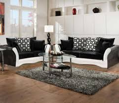 black and white sofa and love living room set 8000 black and white with black and white living room