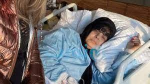 شاهد.. أول ظهور لـ فيفي عبده بعد خضوعها لعملية جراحية – جريدة نورت