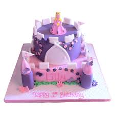Princess Castle Bespoke Cakes For All Occasions