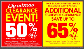 Christmas Tree Shops Hoover 20 Off Coupon  10 Off 50 U0026 Grand The Christmas Tree Store Flyer