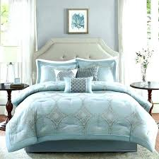 king bedding sets blue blue comforter set king light blue comforter set queen medium size of