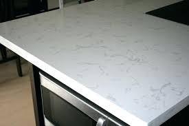 quartz countertops that look like marble counterps vs cost carrara white