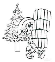 Elf Coloring Sheets Elf Coloring Elf Movie Coloring Pages Elf
