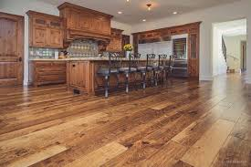 good looking walnut wide plank home flooring for home interior floor design entrancing l shape