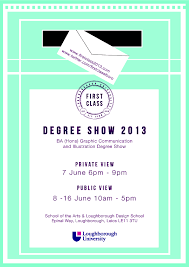 First Class Degree First Class Degree Show 24 Design Juices 12