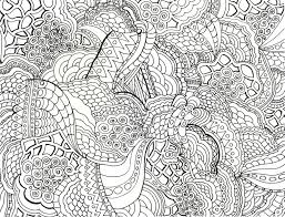 Small Picture Zentangle Coloring Pages Cecilymae
