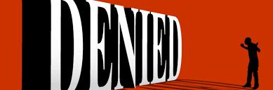 denied notice lg