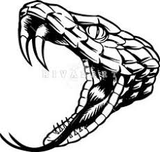 snake head side view drawing. Snake Sketch Drawing Art Rattlesnake Tattoo Tribal Tattoos Head To Side View