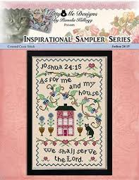 As For Me And My House Sampler