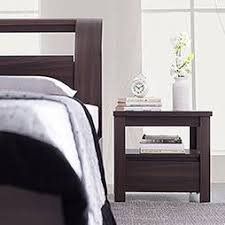 alcott bedside table dark walnut finish with drawer configuration by urban ladder bedroom side tables d20