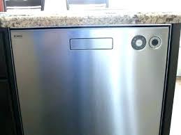 how to install bosch dishwasher under granite countertop installing dishwasher with granite how installing bosch dishwasher