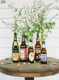 Bier op je bruiloft. Beer Bottle CenterpiecesBottle ...