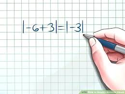 how to solve absolute value equations with variables on both sides math image titled simplify absolute