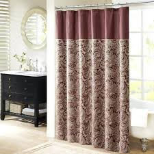 dual shower curtain rods two panel shower curtain beautiful bronze dual shower curtain rod tags dual