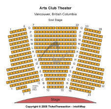 Stanley Theatre Seating Chart Vancouver Bc Arts Club Theatre Tickets And Arts Club Theatre Seating