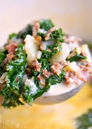 zuppa toscana kale sausage potato