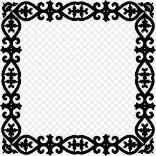 picture frames visual arts clip art border black