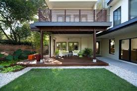 Backyard Decking Designs Model Impressive Design