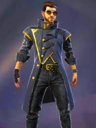 Wallpaper Hd Alok Free Fire Battlegrounds Coat Fit Jackets Fashionsista Co