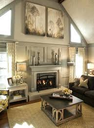 decorating sloped ceilings tremendous great rooms with vaulted ceilings decorating ideas