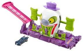 Игровой набор Mattel <b>Hot Wheels Готэм Сити</b> GBW50 — купить по ...