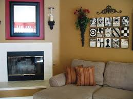 diy wall art ideas and do it simple do it yourself living room