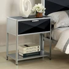 contemporary nightstands clearance contemporary wooden nightstand