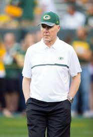 Former Packers GM Ted Thompson ...