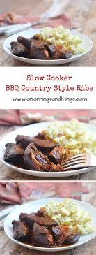 Recipe Country Style Ribs Crock Pot