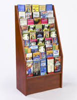 Pamphlet Display Stands Literature Display Stands Floor Standing Magazine Pamphlet Racks 1