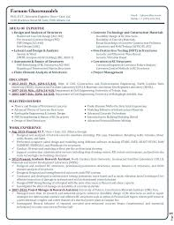 Resume Template Engineering Click Here To Download This Chemical