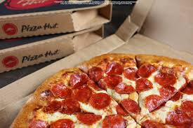 pizza hut pepperoni pizza.  Hut Pizza Hut On Twitter  With Pepperoni J