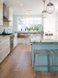 Beach Kitchen Beach Kitchen Design White Washed Beach House Kitchen Modern