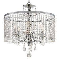 drum chandeliers lighting the home depot in crystal drum chandelier decorating
