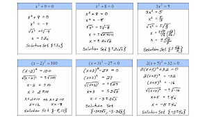 solving quadratic equations by extracting square roots calculator