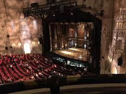 Orpheum Theatre San Francisco Section Balcony R Row Aa